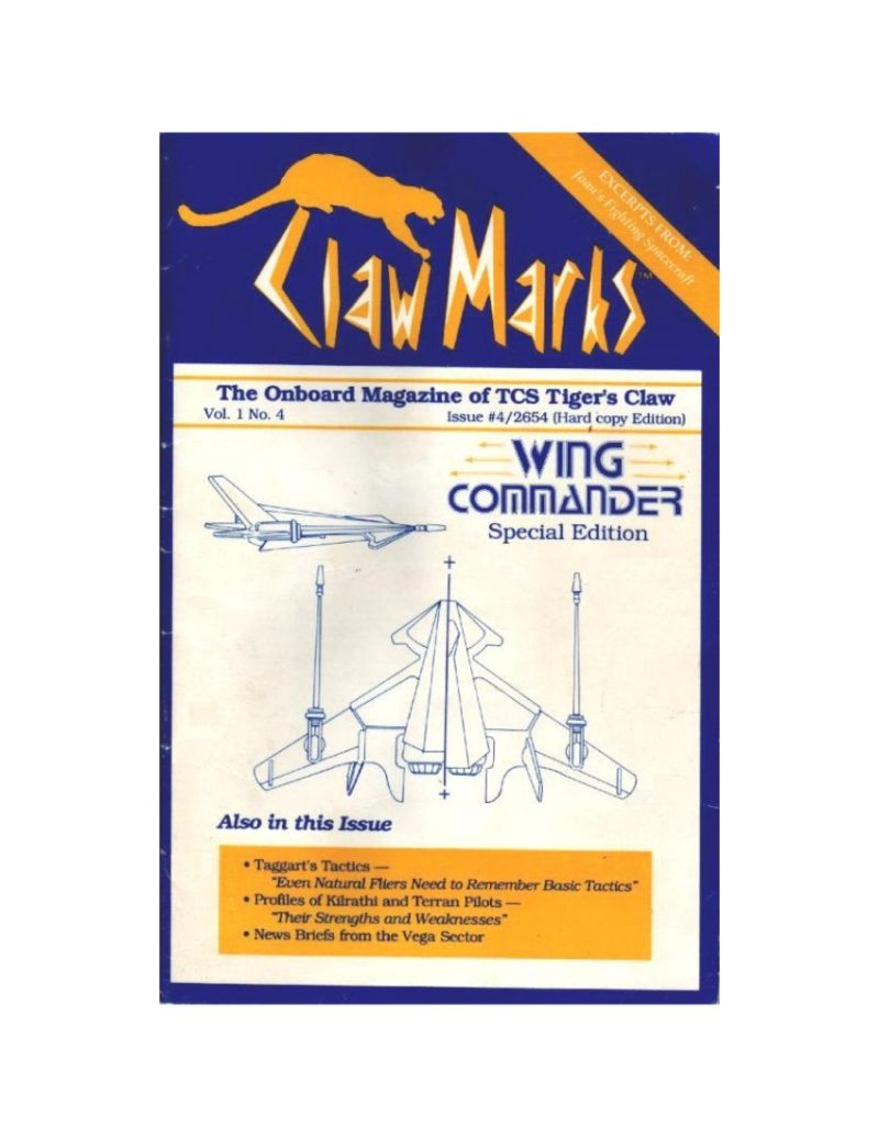 Wing Commander 1 2 2011 Box Cover Art Mobygames