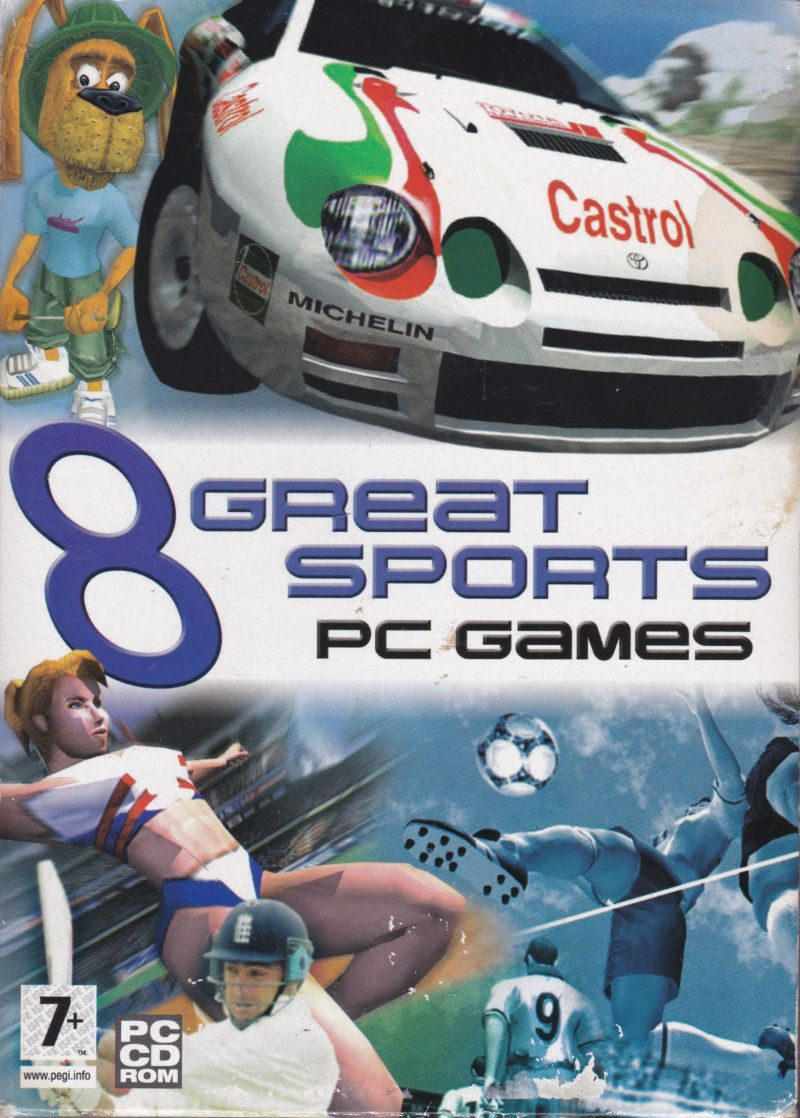 8 Great Sports PC Games for Windows (2006) - MobyGames