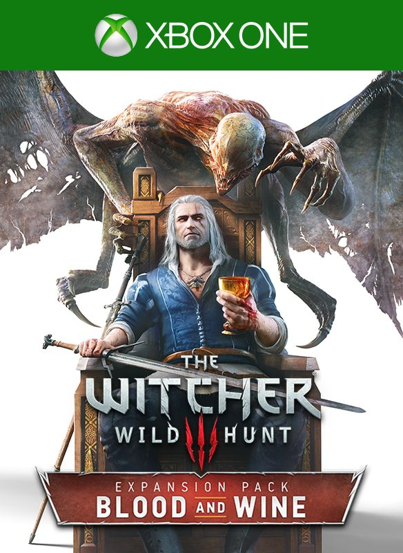 the witcher 3 wild hunt blood and wine for xbox one 2016 mobygames. Black Bedroom Furniture Sets. Home Design Ideas