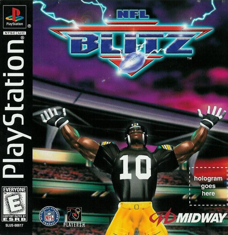 NFL Blitz for PlayStation (1998) - MobyGames