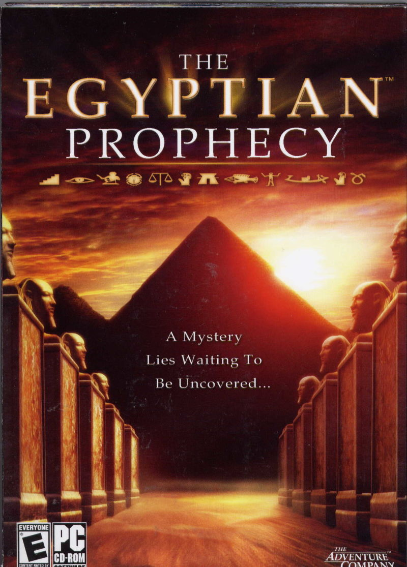 The Egyptian Prophecy
