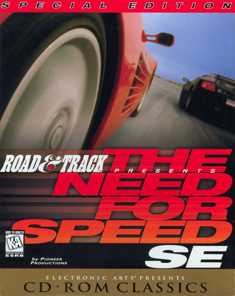 the need for speed special edition for dos 1996 mobygames. Black Bedroom Furniture Sets. Home Design Ideas