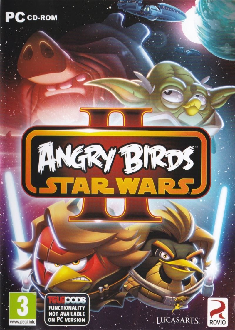 angry birds star wars ii pc game activation key free