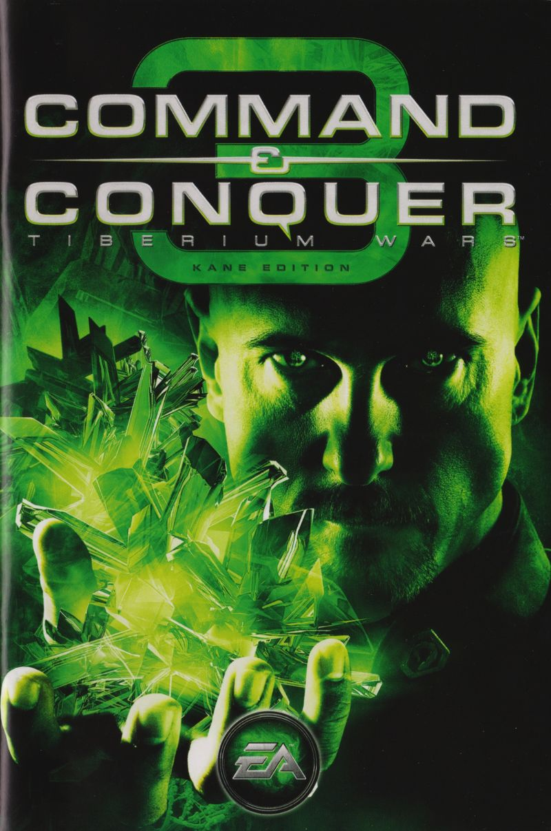 command conquer 3 tiberium wars kane edition 2007 windows box rh mobygames com Command and Conquer 5 Command and Conquer 5