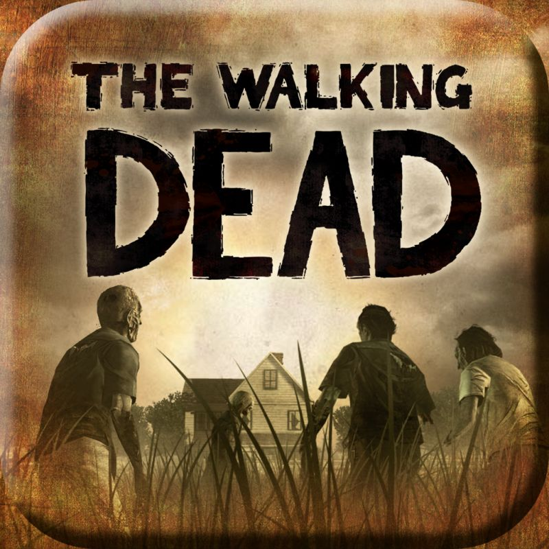 The Walking Dead: Episode 2 - Starved for Help iPad Front Cover