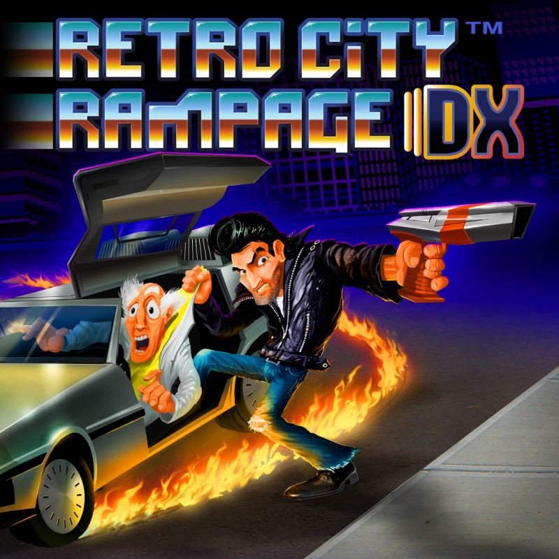 Retro City Rampage™ DX [ENG]