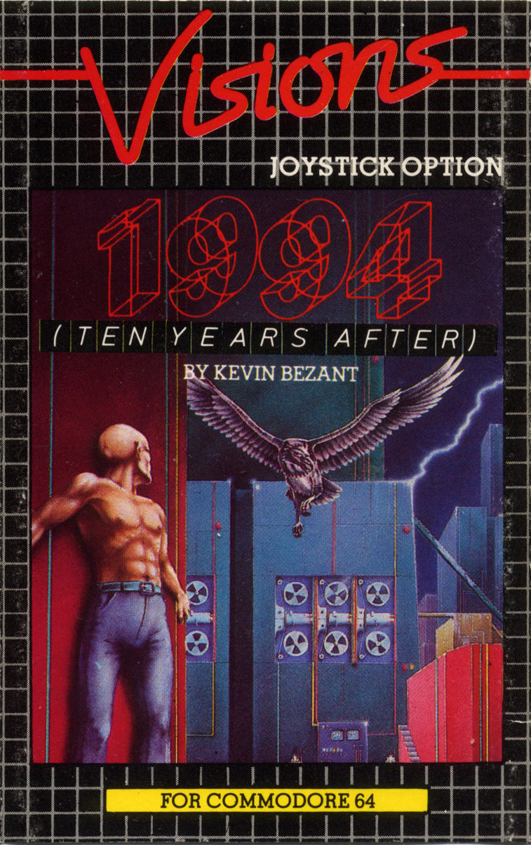 1994 (Ten Years After) Commodore 64 Front Cover