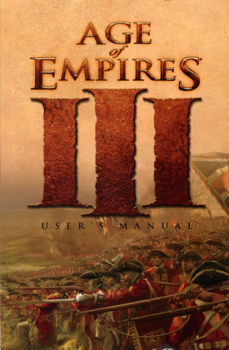 Age of Empires III (2006) Macintosh box cover art - MobyGames