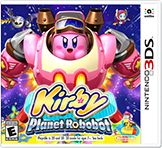 Kirby: Planet Robobot 3DS Download ROM