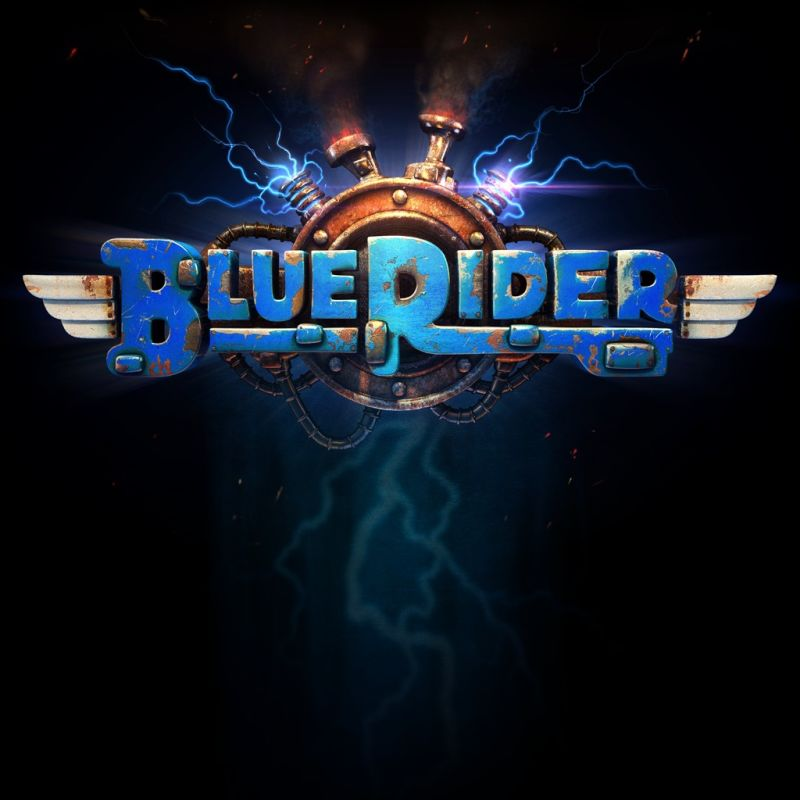 Blue Rider PlayStation 4 Front Cover