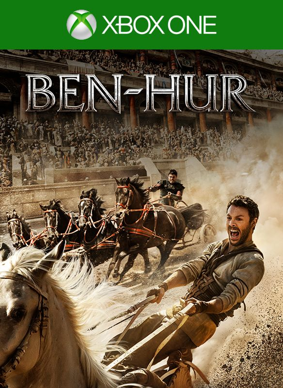 Ben Hur for Xbox One 2016 MobyGames