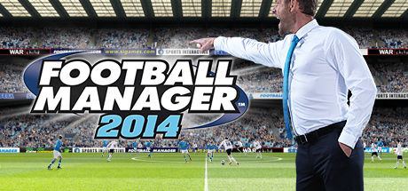 Image result for Football Manager 2014 cover