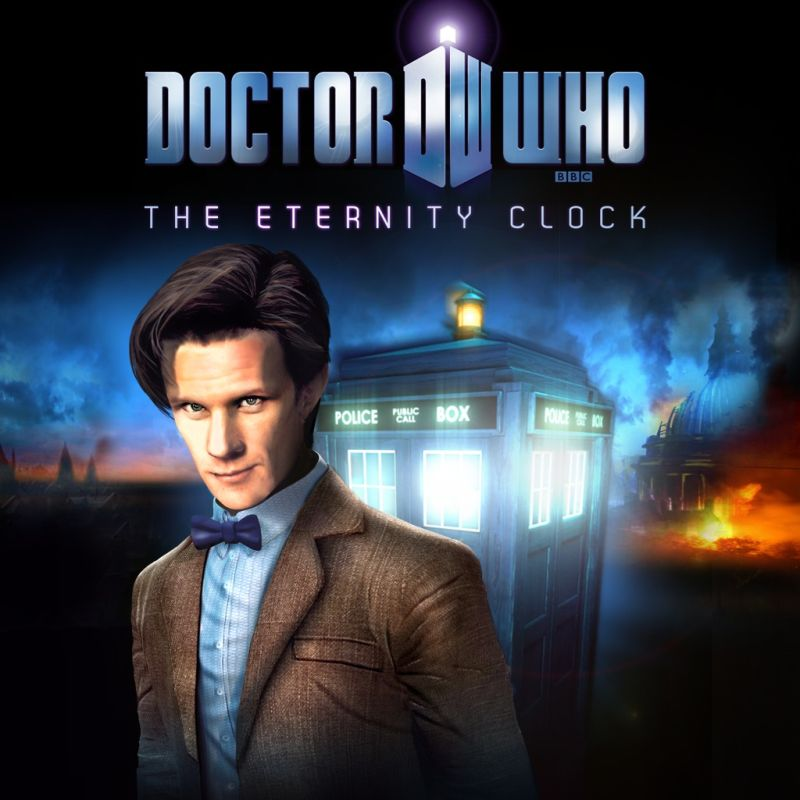 скачать игру Doctor Who The Eternity Clock на русском - фото 6