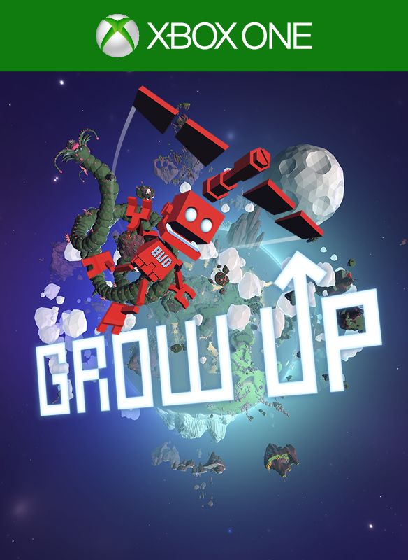 Xbox 1 Games Covers Grow Up (2016) PlaySta...