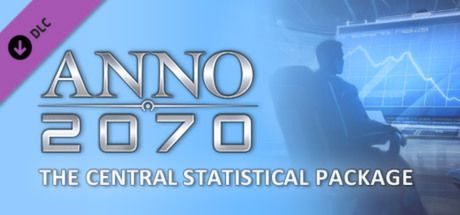 Anno 2070: The Central Statistical Package Windows Front Cover