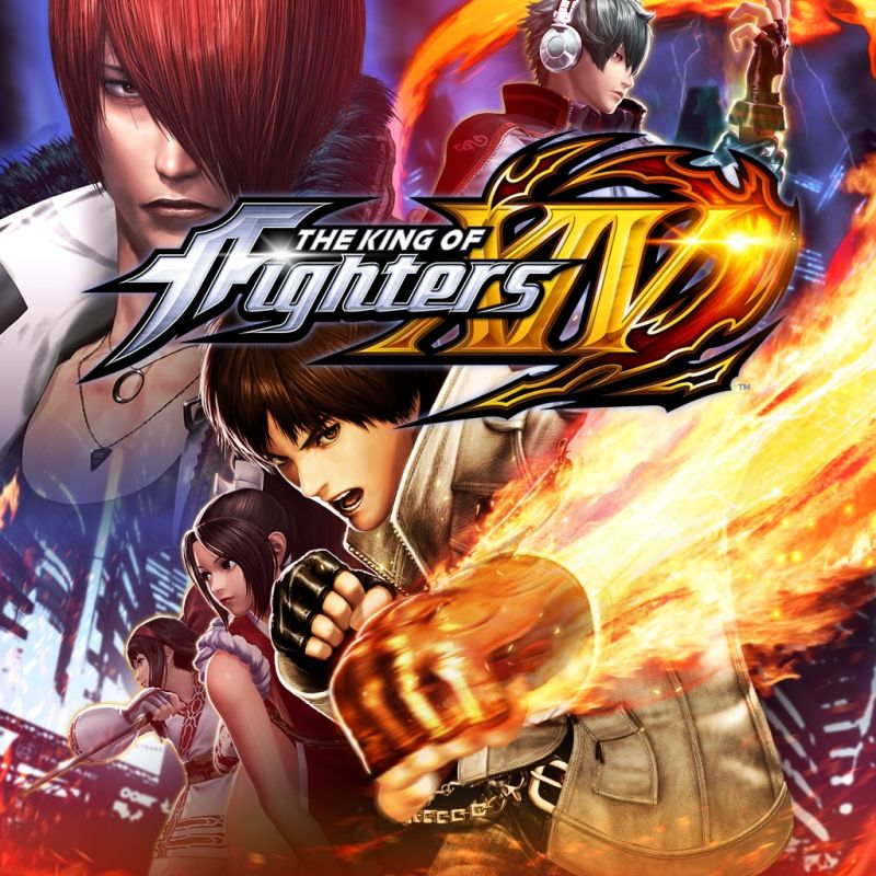 The King of Fighters XIV for Arcade (2017) - MobyGames