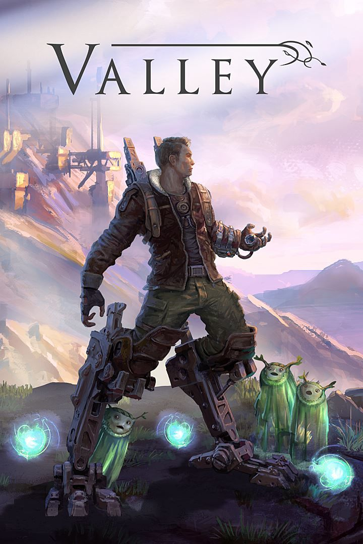 Xbox 1 Games Covers Valley (2016) Xbox One...