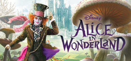 Mad Alice In Wonderland Game