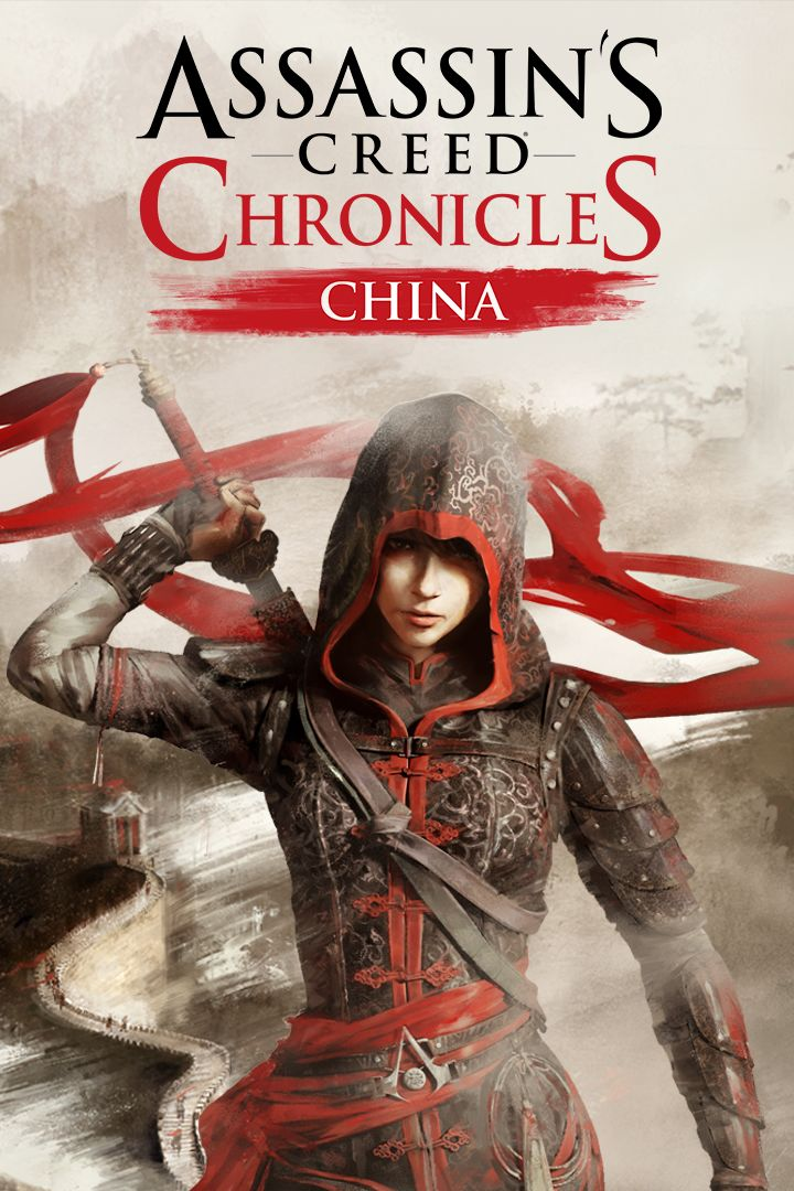 Assassin's Creed Chronicles: China (2015) Xbox One box cover art - MobyGames