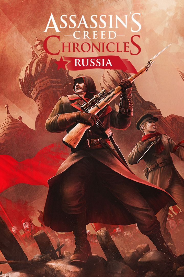 Assassin's Creed Chronicles: Russia (2016) Xbox One box ...
