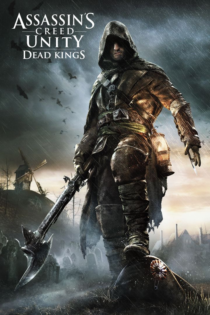 Assassin S Creed Unity Dead Kings 2015 Box Cover Art Mobygames