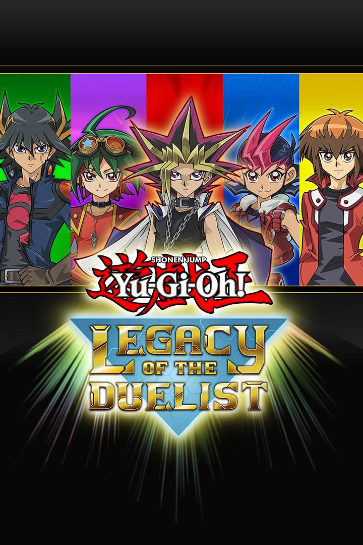 yugioh legacy of the duelist 2015 box cover art