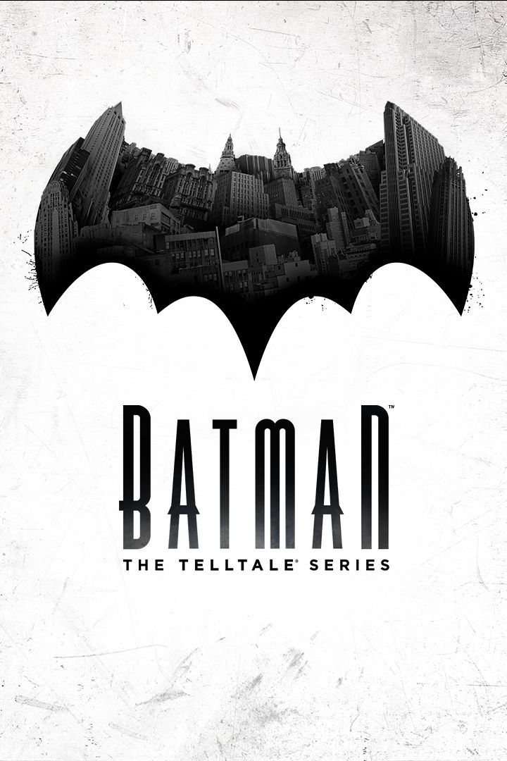 Batman: The Telltale Series - Episode 1: Realm of Shadows Xbox One Front Cover