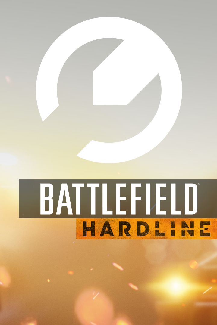 Battlefield: Hardline - Mechanic Shortcut Xbox One Front Cover