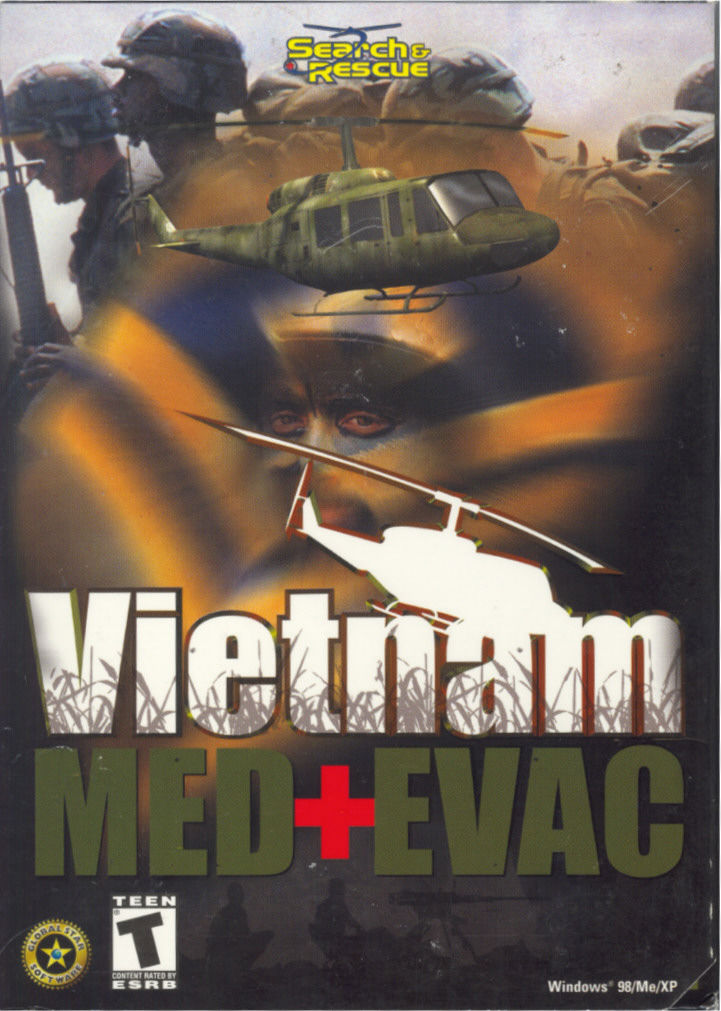 Search & Rescue: Vietnam Med Evac Windows Front Cover
