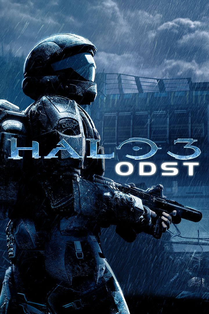 Halo: The Master Chief Collection - Halo 3: ODST (2015) Xbox One box cover  art - MobyGames