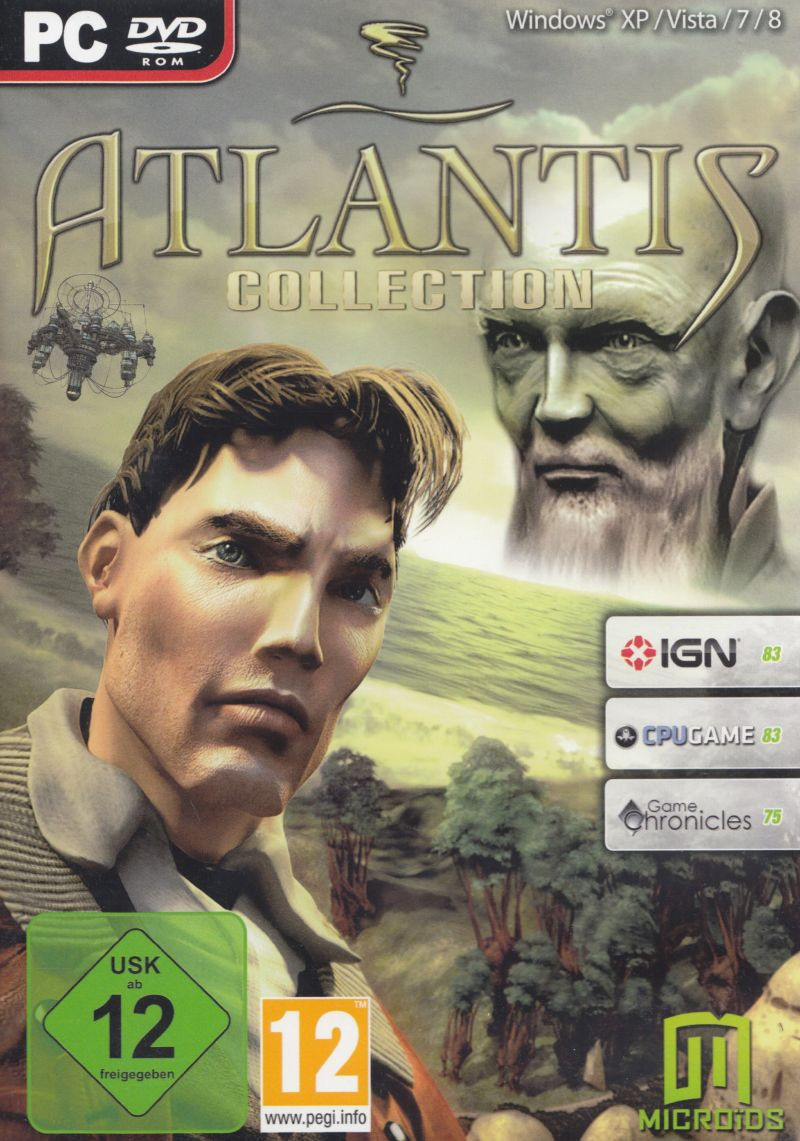 Atlantis: Collection Windows Front Cover