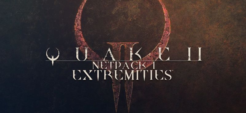 Quake II Netpack I: Extremities Windows Front Cover Widescreen