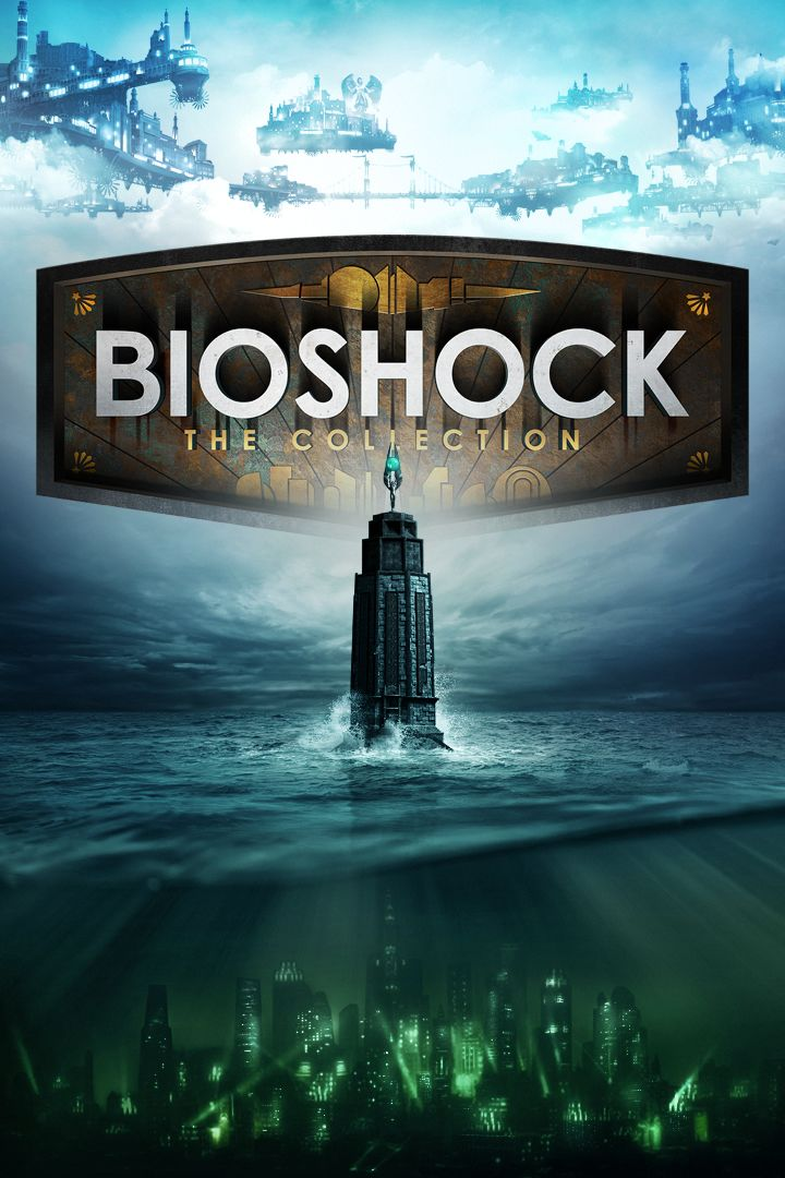 BioShock: The Collection for Xbox One (2016) - MobyGames