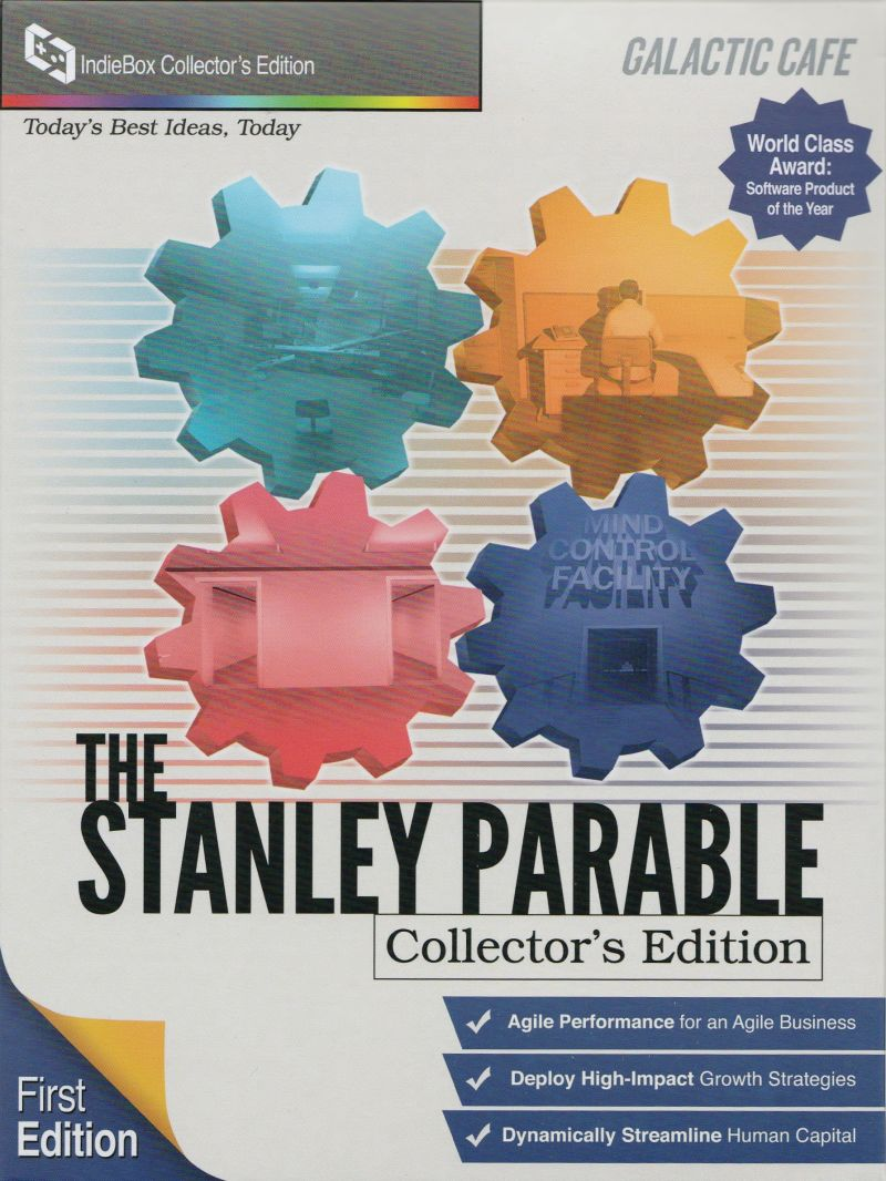 The Stanley Parable: Collector's Edition
