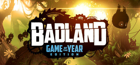 Badland: Game of the Year Edition Linux Front Cover