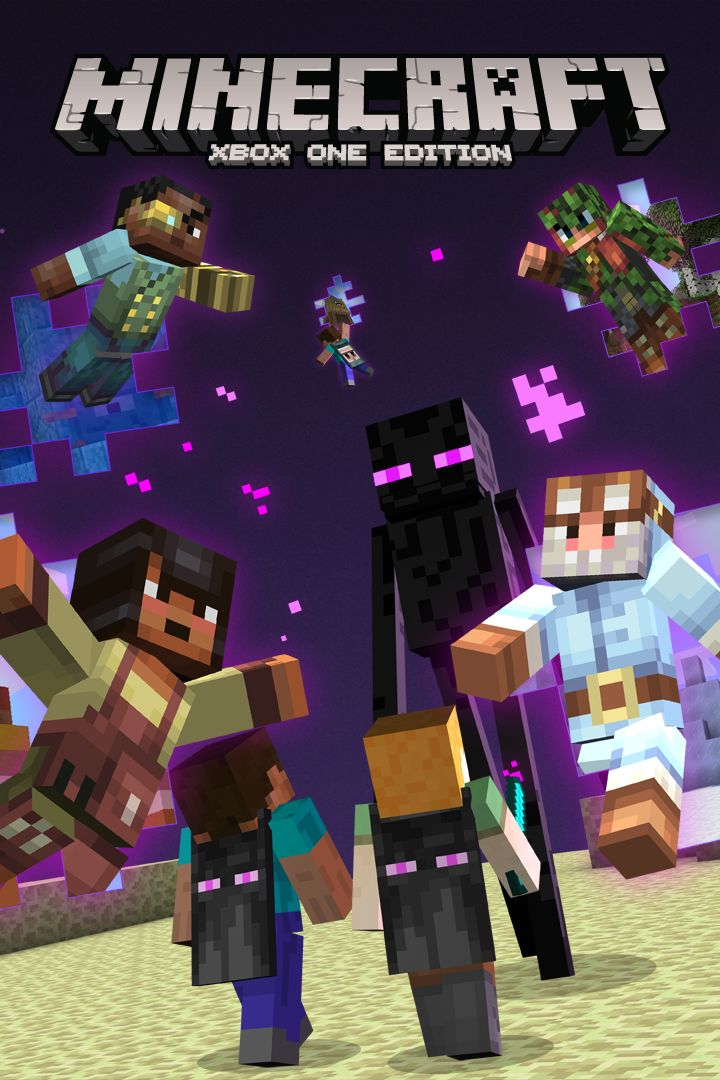 Book Cover Craft Xbox : Minecraft playstation edition minecon skin pack
