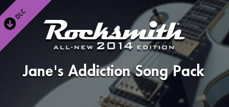 Rocksmith: All-new 2014 Edition - Jane's Addiction Song Pack