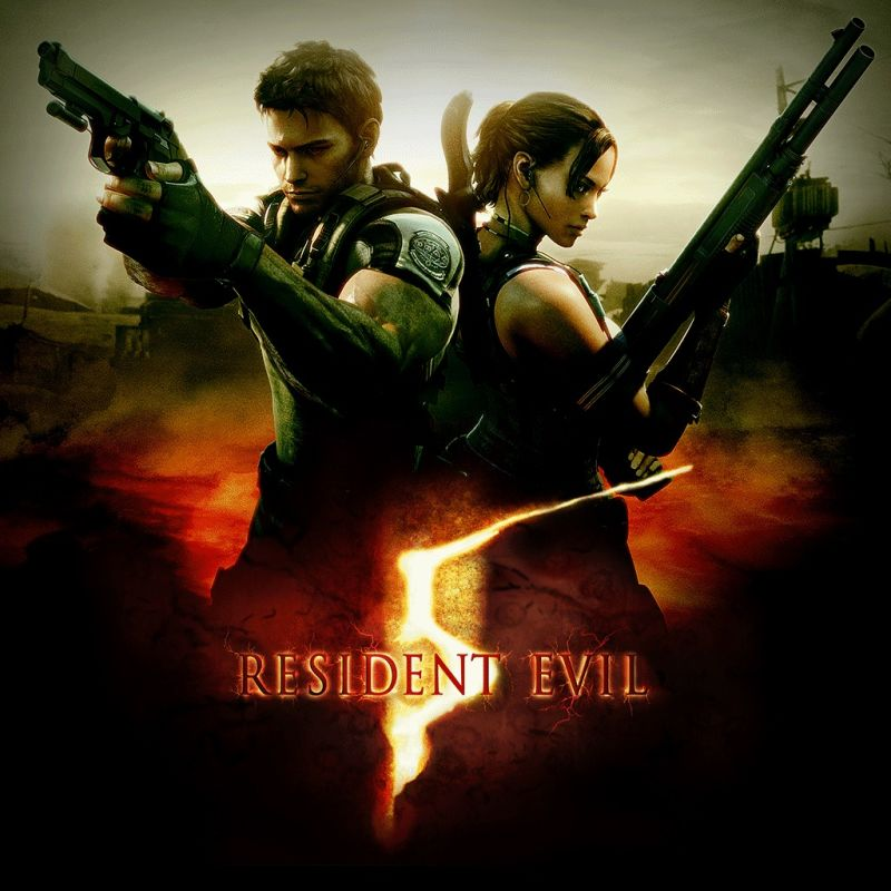 Resident Evil 5 Gold Edition For Playstation 4 2016