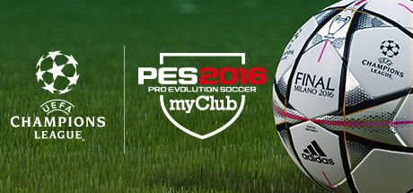 PES 2016: Pro Evolution Soccer - myClub Windows Front Cover