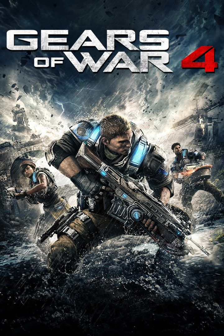 Gears of War 4 for Xbox One (2016) - MobyGames