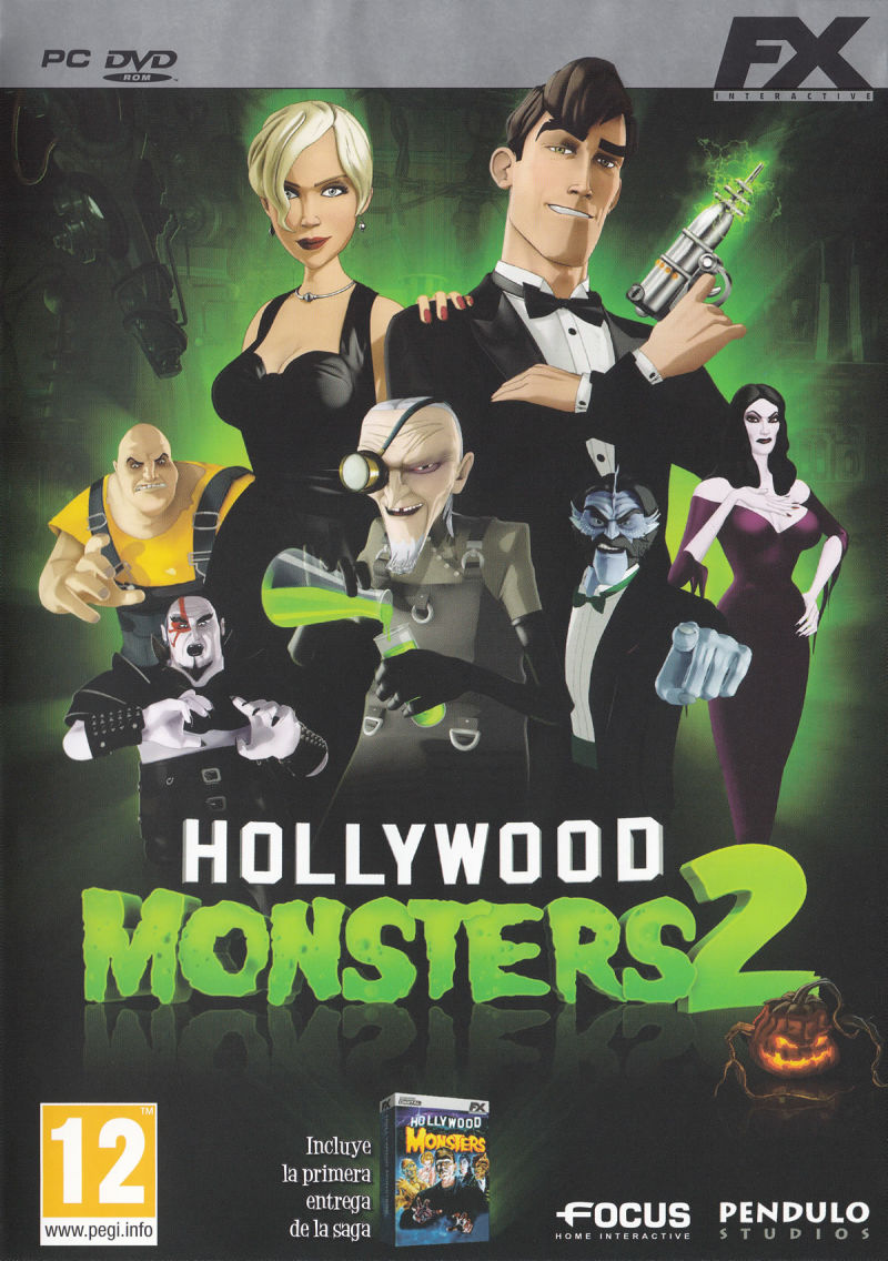 Hollywood Monsters 2: Collectors Edition