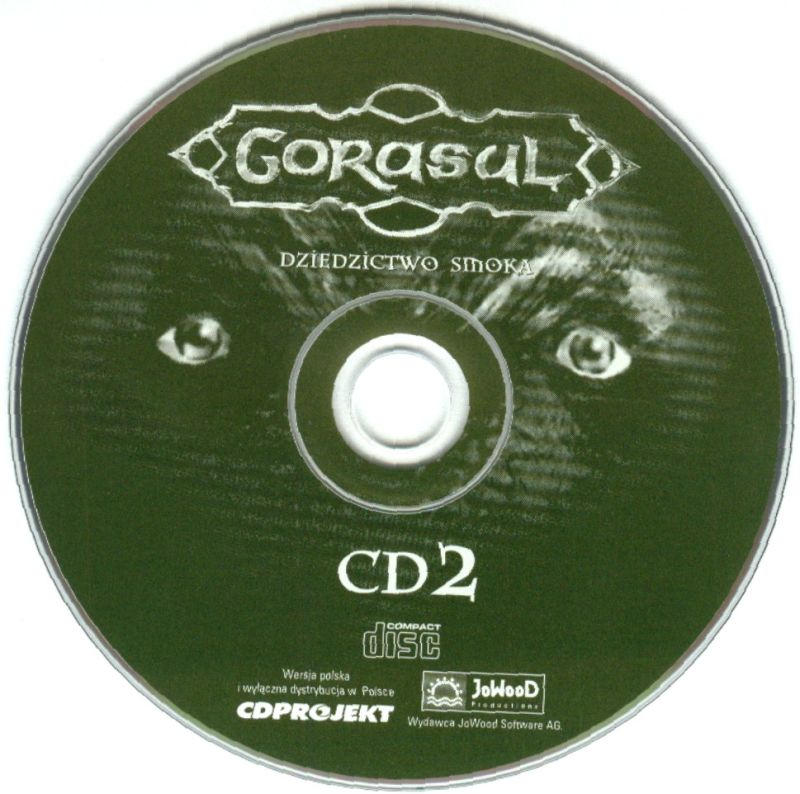 Gorasul: The Legacy of the Dragon Windows Media Disc 2
