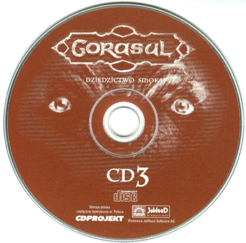Gorasul: The Legacy of the Dragon Windows Media Disc 3