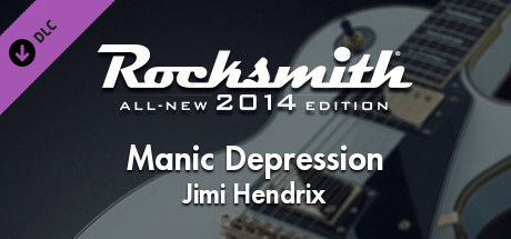 Rocksmith: All-new 2014 Edition - Jimi Hendrix: Manic Depression