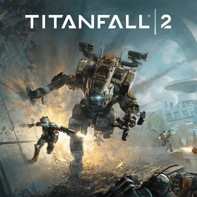 Titanfall 2 PlayStation 4 Front Cover