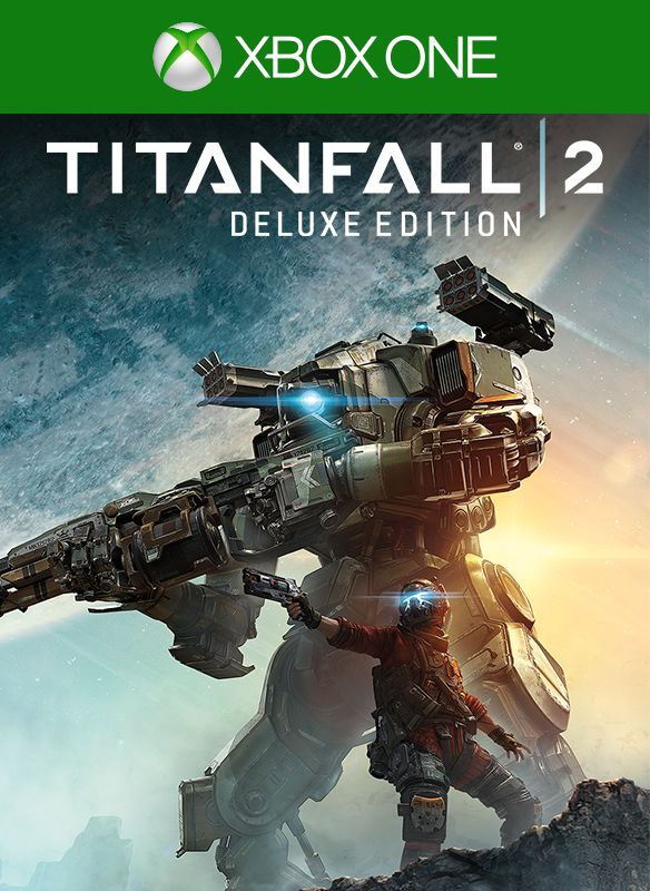 Titanfall 2 Deluxe Edition For Playstation 4 2016