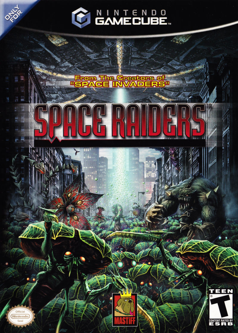 обложка 90x90 Space Raiders