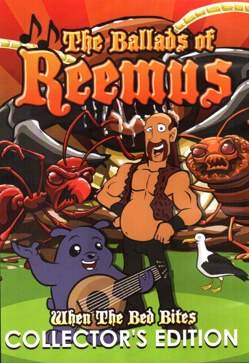 The Ballads of Reemus: When the Bed Bites