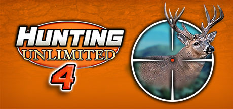 Hunting Unlimited 4 Windows Front Cover