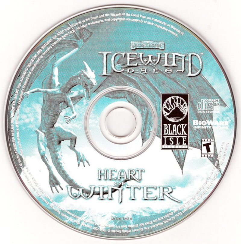 Icewind Dale: Heart of Winter Windows Media